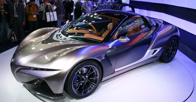 [Ảnh] Những thiết kế ấn tượng nhất tại triển lãm xe hơi Tokyo 2015