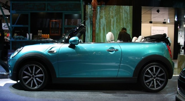 [Xe mới trong tuần] Mazda RX-Vision, MINI Convertible, Honda CR-Z
