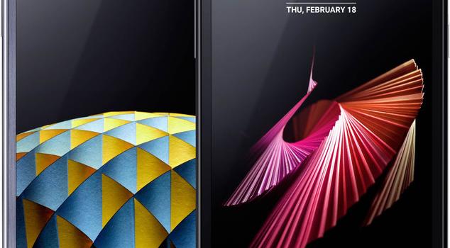 """LG ra mắt bộ đôi smartphone """"chuyên biệt hóa"""""""