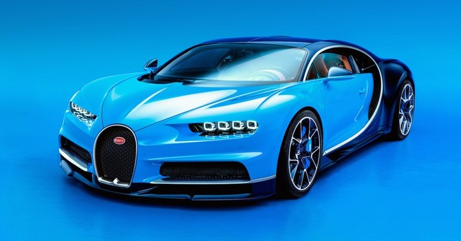 Ra mắt siêu xe Bugatti nhanh nhất thế giới mới với 1.500 mã lực