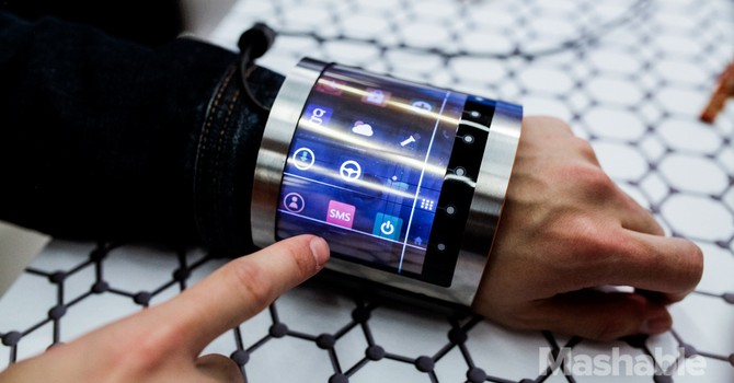 """7 sản phẩm công nghệ """"đột phá"""" nhất MWC 2016"""