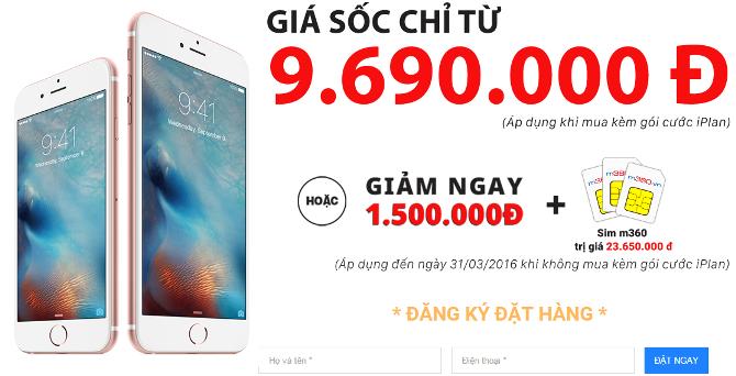 MobiFone bán iPhone 6S với giá 9,69 triệu đồng liệu có thực sự rẻ?