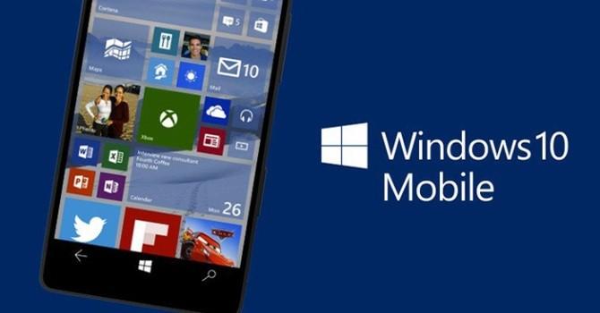 Microsoft tung phiên bản cập nhật Windows 10 cho smartphone cũ