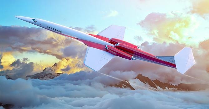 Aerion và Airbus nhận đơn hàng 20 chiếc máy bay siêu thanh dành cho tỷ phú