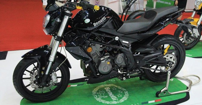 [Ảnh] Những mẫu xe nổi bật nhất tại Việt Nam Motorcycle Show 2016