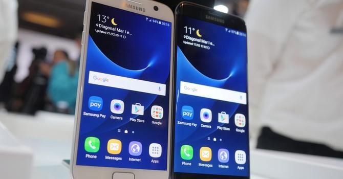 """Samsung """"lãi lớn"""" trong quý I/2016 nhờ """"bộ đôi"""" Galaxy S7"""