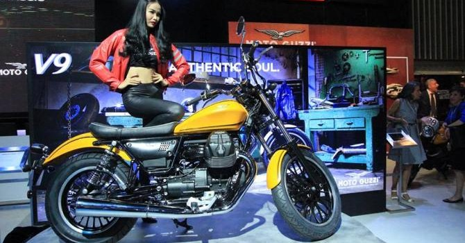 """Piaggio mang dàn motor """"khủng"""" về bán tại Việt Nam"""