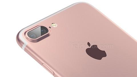 iPhone 7 lộ bản thiết kế, chỉ iPhone 7 Plus mới có camera kép