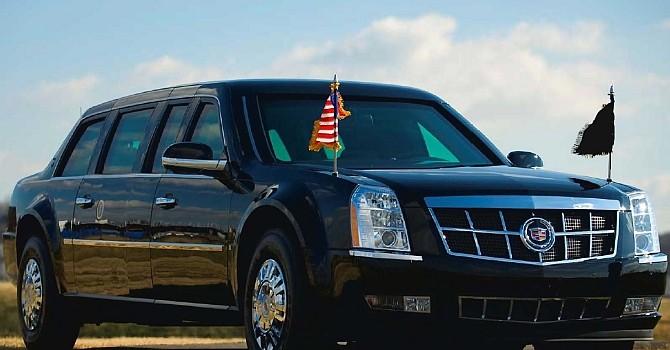 10 điểm đặc biệt tạo nên chiếc xe của Tổng thống Mỹ