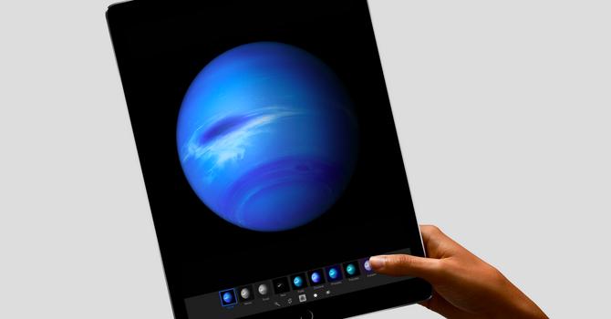 "iPad Pro 9,7 inch bị ""treo máy"" sau khi cập nhật iOS mới"