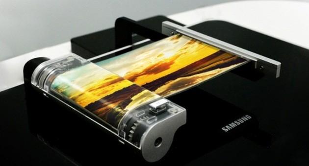 Màn hình uốn dẻo -  xu hướng của smartphone tương lai?
