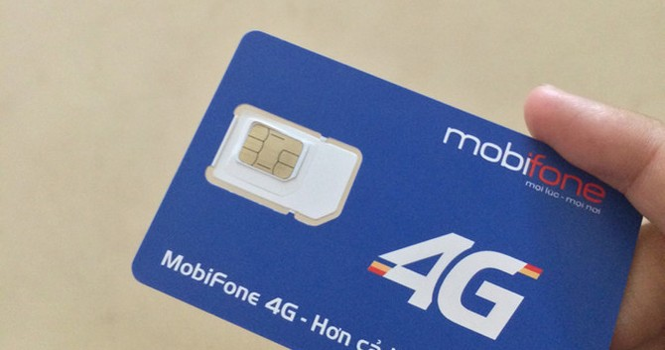 """Mobifone """"tung"""" gói cước 4G, thấp nhất 120.000 đồng/tháng"""