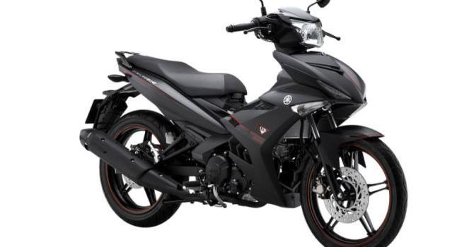 """Yamaha ra mắt phiên bản đặc biệt """"đối đầu"""" với Honda Winner"""