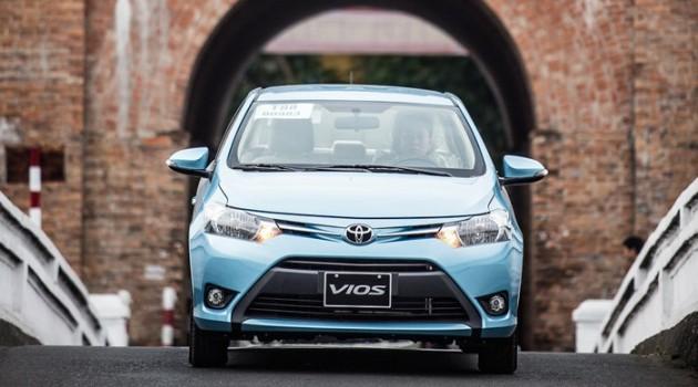 Áp thuế mới xe tầm trung cũng tăng, giảm cả trăm triệu đồng
