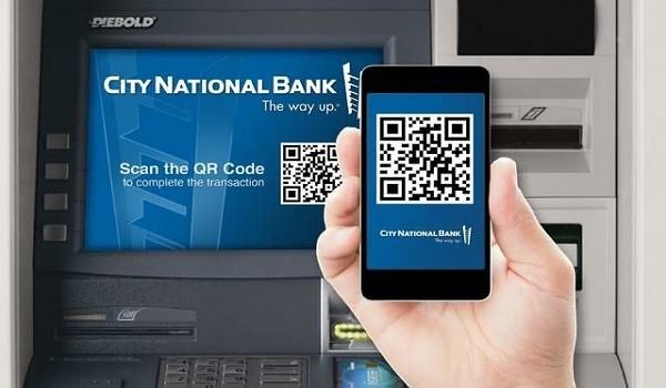Xuất hiện công nghệ rút tiền từ máy ATM mà không cần thẻ