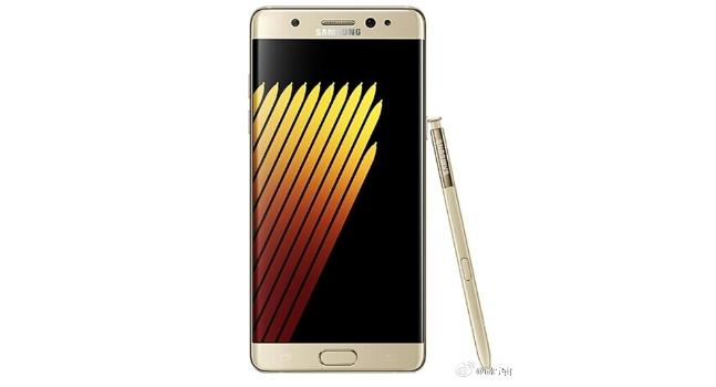 """""""Cận cảnh"""" Galaxy Note 7 sẽ ra mắt ngày 2/8"""