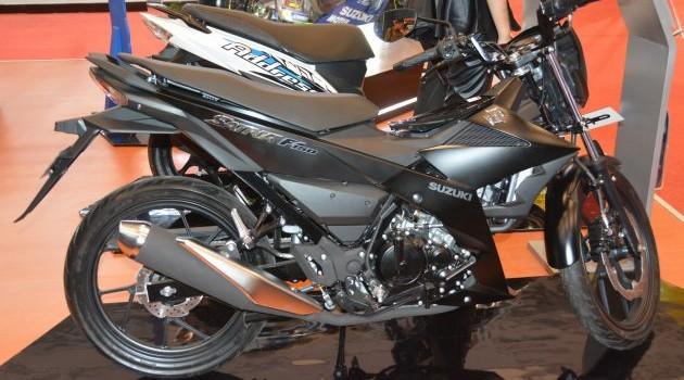 """Suzuki ra mắt xe côn tay 37 triệu đồng, """"đấu"""" cùng Honda, Yamaha"""