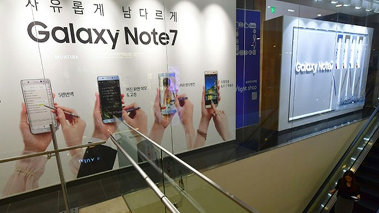 """Samsung sẽ """"lại bán"""" Galaxy Note 7 từ ngày 28/9"""
