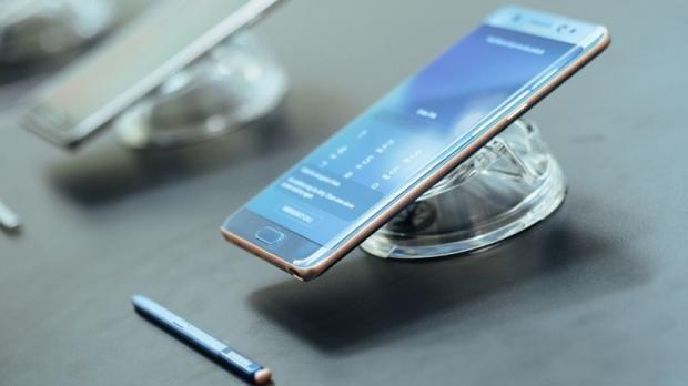 Samsung hướng dẫn cách phân biệt Galaxy Note 7 mới