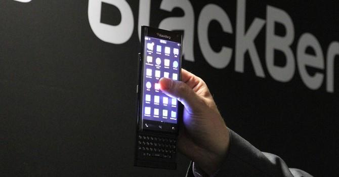 "Điện thoại BlackBerry sắp ""biến mất""?"