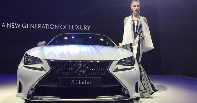 [Ảnh] Những mẫu xe nổi bật nhất tại triển lãm ô tô Việt Nam