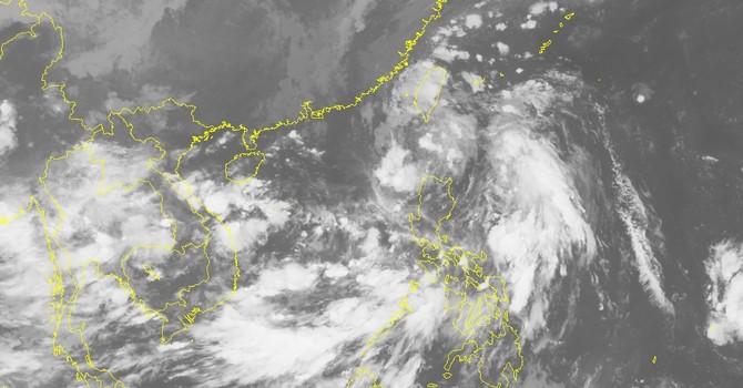 Lại xuất hiện cơn bão trên Biển Đông