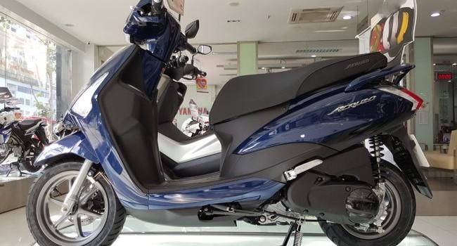 Yamaha triệu hồi gần 32.000 xe Acruzo vì dính lỗi
