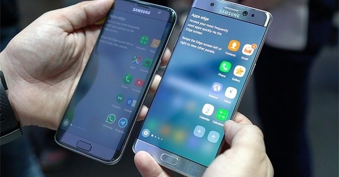 Người dùng Galaxy Note 7 có thể nâng cấp lên Galaxy Note 8