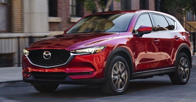 Mazda CX-5 2017: Thiết kế mới, động cơ cũ