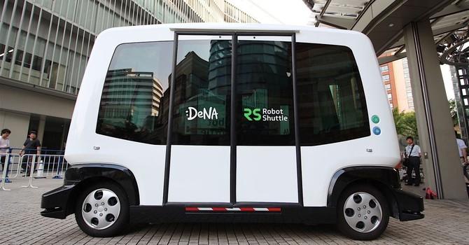 [Video] Thử nghiệm thành công xe bus tự lái ở Nhật Bản