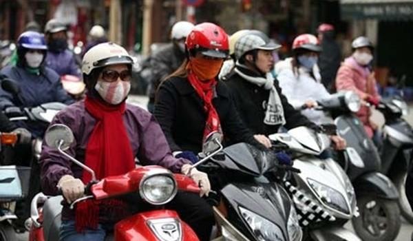 Hà Nội nắng nóng kỷ lục 32 độ C giữa mùa đông