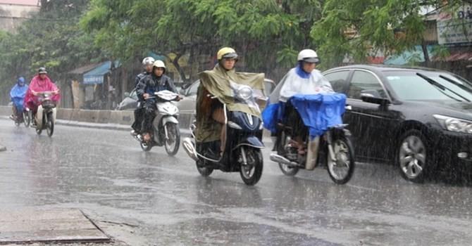 Chiều nay, Bắc Bộ chuyển mưa rét