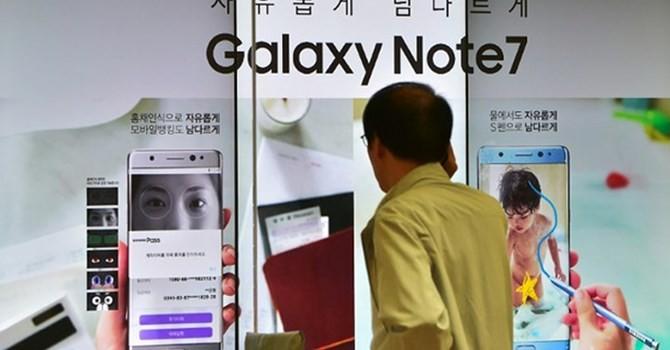 Bất chấp thất bại của Note 7, Samsung vẫn sản xuất Galaxy Note 8 với màn hình 4K