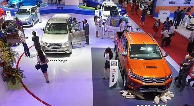 Thị phần ô tô tháng 12: Thaco sụt giảm, Isuzu và Honda tăng tốc