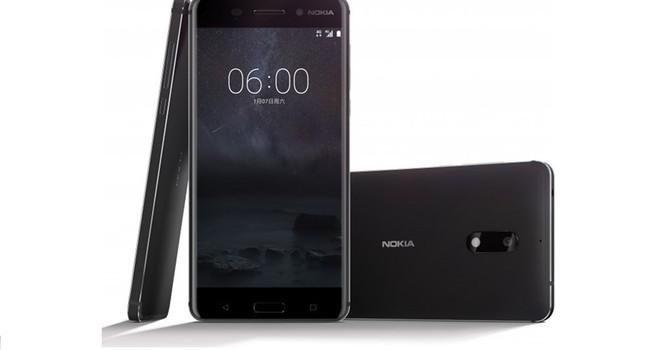 Nokia 6 sẽ được bán từ 19/1 với giá 5,5 triệu đồng?