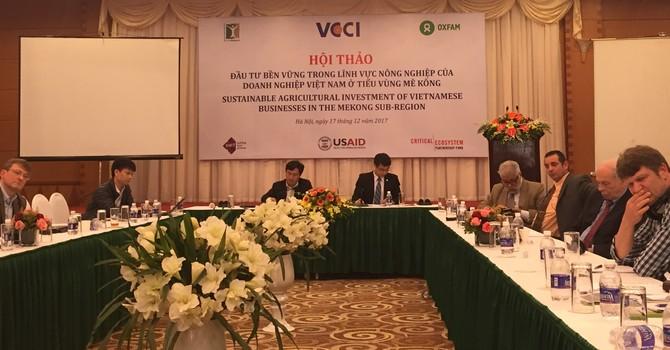 Bài học đầu tư nông nghiệp tại Lào, Campuchia nhìn từ cao su