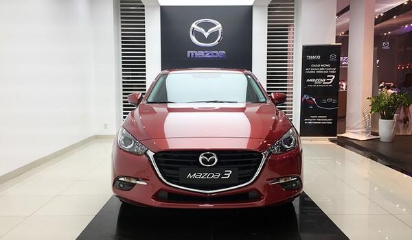 """Mazda3 tăng giá 50 triệu, Thaco đã """"hết ga"""" trong cuộc đua giảm giá?"""