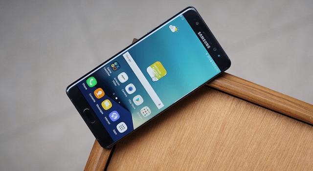 Samsung bán Note 7 tân trang giá 11 triệu, có đáng mua?