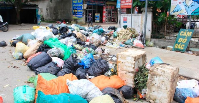 Nhiều điểm nóng về ô nhiễm môi trường