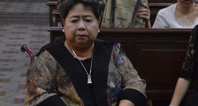 Nữ đại gia Hứa Thị Phấn xin vắng mặt trong đại án OceanBank