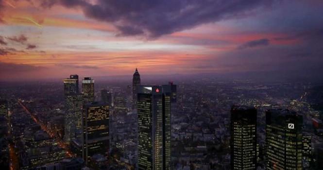Frankfurt muốn trở thành phiên bản London thu nhỏ