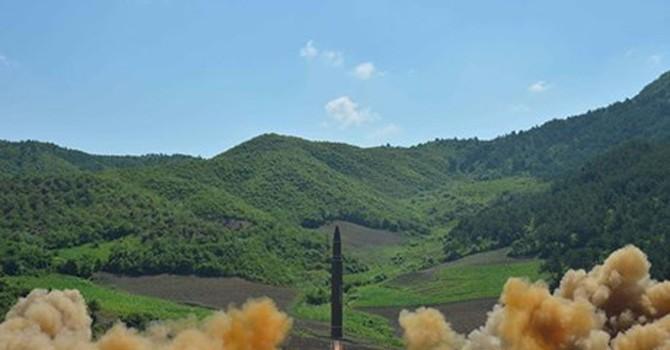 Lầu Năm Góc xác nhận vụ phóng tên lửa mới nhất của Triều Tiên
