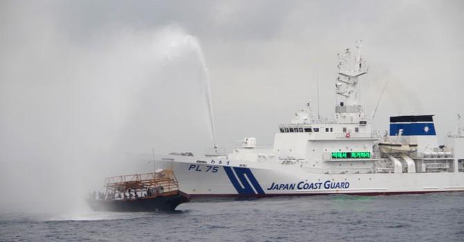 Nhật Bản trục xuất hàng trăm tàu cá Triều Tiên