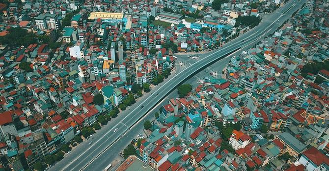 Tám dự án giao thông cấp bách ở Hà Nội