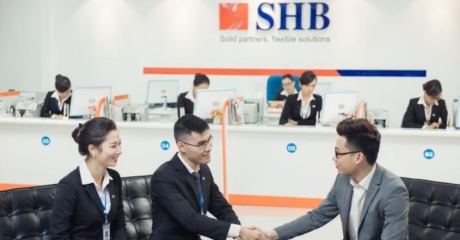 SHB ưu đãi lãi suất cho vay chỉ từ 6,5%/năm cho doanh nghiệp nhỏ và vừa