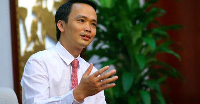 Từ ngày 15/9 đến 14/10, ông Trịnh Văn Quyết đăng ký mua 11 triệu cổ phiếu FLC