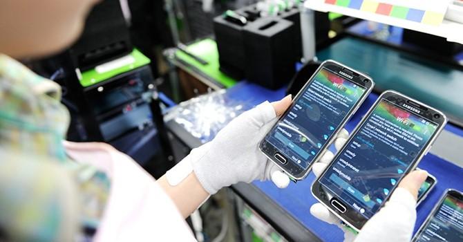 Chỉ sau EU, Ả Rập là quốc gia dùng nhiều điện thoại Made in Vietnam nhất