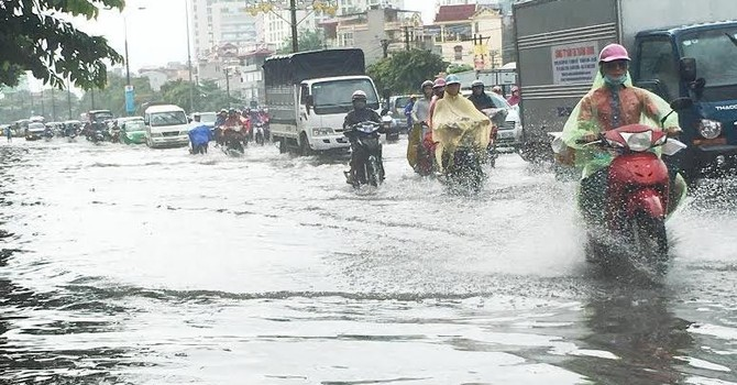 Bắc Bộ, Nam Bộ hửng nắng, Trung Bộ vẫn mưa lũ