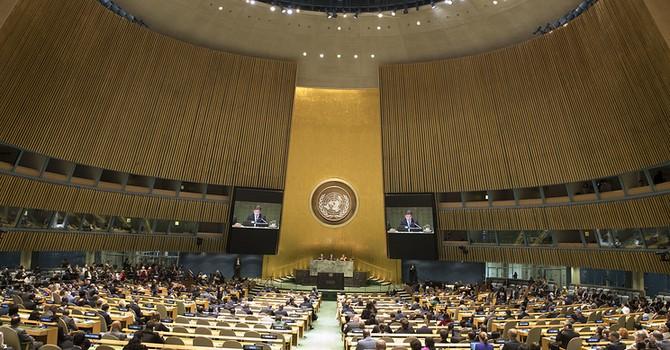 Lý do bất ngờ Tổng thống Putin vắng mặt trong phiên họp của Liên Hợp Quốc