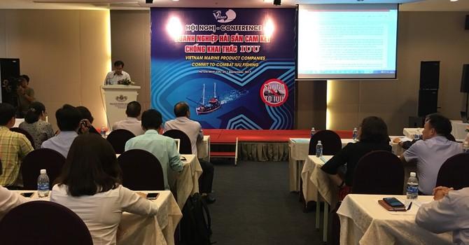 Trước nguy cơ bị Thẻ vàng từ EU, nhiều doanh nghiệp cam kết chống khai thác hải sản bất hợp pháp